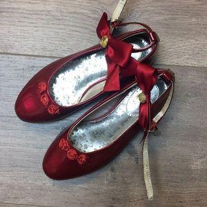 Snow White Stride Rite Disney Girls Shoes